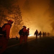 Yosemite Fire Containment Reaches 80%